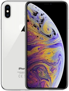 iPhone XS Max 256GB Silver / Srebrny