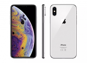 iPhone XS 512GB Silver / Srebrny