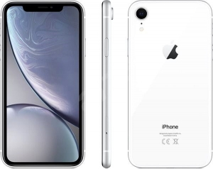 iPhone XR 128GB White / Biały