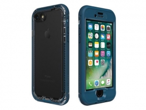 LIFEPROOF NUUD Case / Pokrowiec  Blue / Niebieski iPhone 7