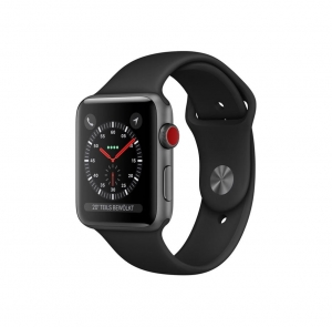 Apple Watch Series 3 GPS LTE eSIM 38mm Gray / Szary