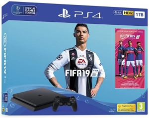 Sony PS4 PlayStation 4 1TB + FIFA 2019