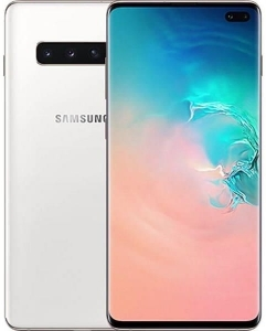 Samsung Galaxy S10 Plus Dual Sim 512GB Ceramic White / Biały