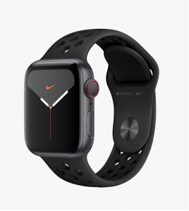 Apple Watch Series 5 Nike 40mm LTE Anthracite / Black