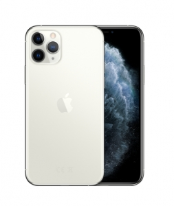 Ze Zwrotu - Apple iPhone 11 Pro 64GB Silver / Srebrny