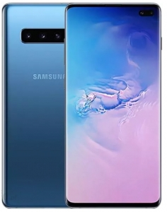 Samsung Galaxy S10 Plus Dual Sim 128GB Blue / Niebieski